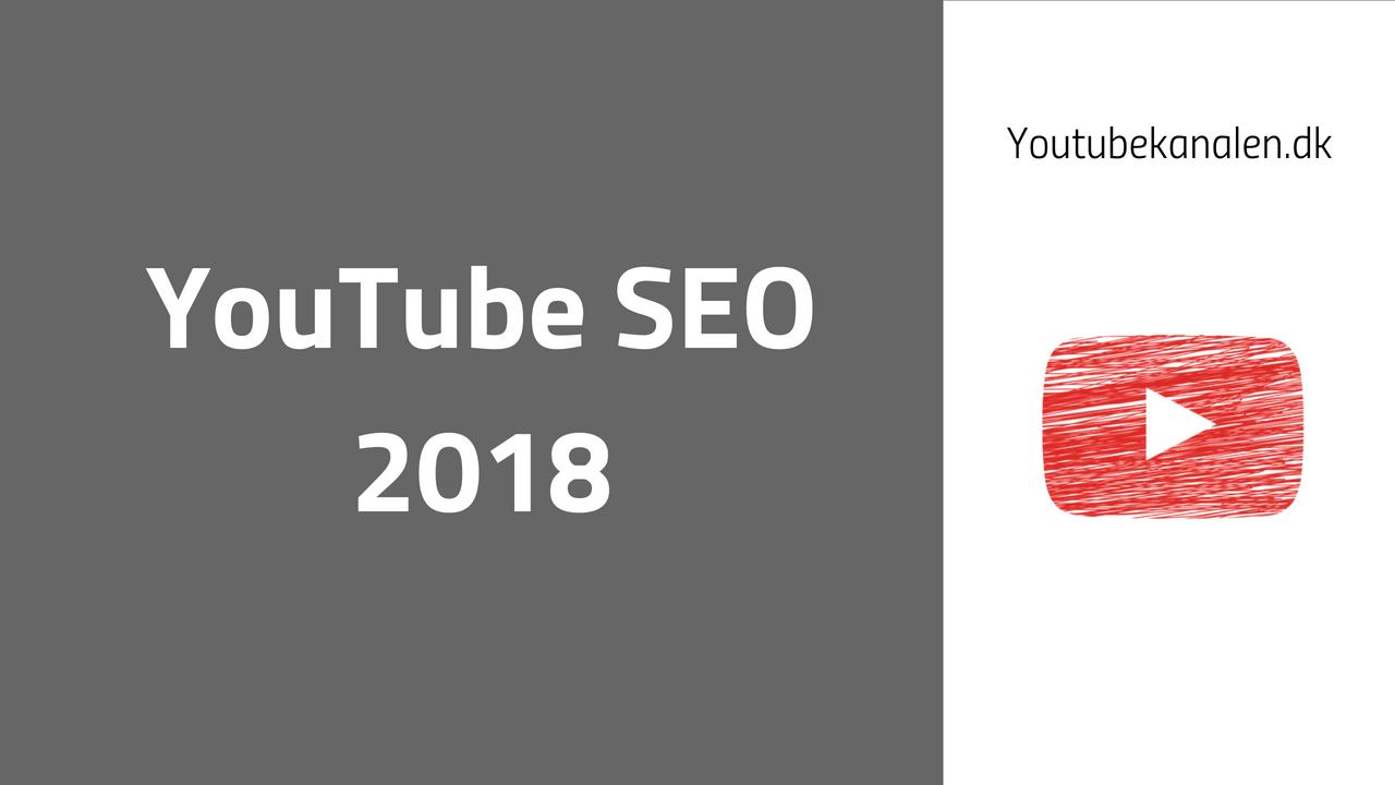 Hvad er YouTube SEO?