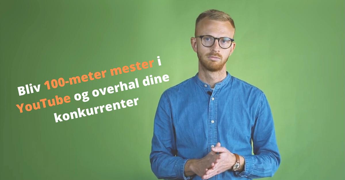 YouTube kursus - Sune Dalsgaard Jørgensen, YouTube ekspert