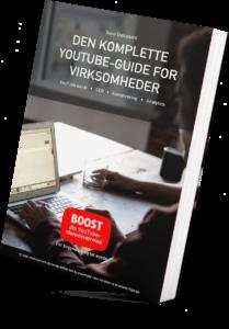 YouTube e-bog guide